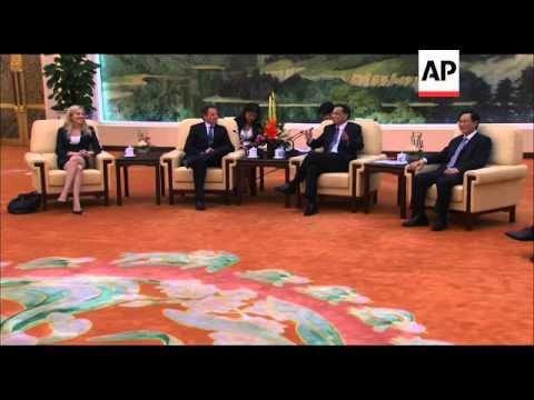 Former Brazilian President Luiz Inacio Lula da Silva receives honorary doctorates
