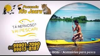 Caminhos do Brasil - Pousada Rio Jauru