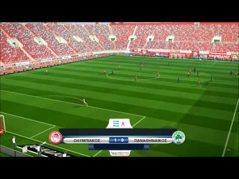 ProGamerZ Ultimate Patch 2013(PC) Πλή�ε� �λληνικ� Π���άθλημα Superleague με �ο αν�ί��οι�ο εγ���ιο ���ελλο, �ήμα�α ομάδ�ν, εμ�αν...
