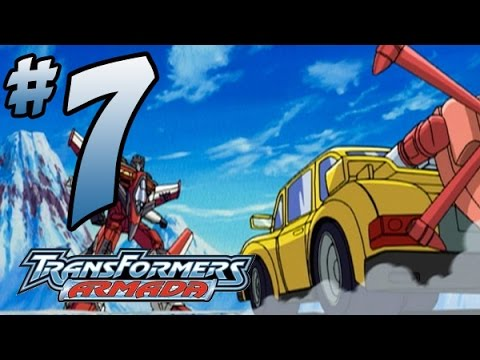 Let's Play Transformers! (PS2) Playthrough Part 7 - Gold in Alaska!