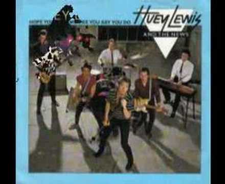 Huey Lewis The News - When The Time Has Come