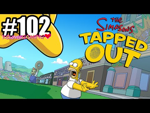 KC Plays! - TSTO | MY FIRST TATTOO SHOP, FEATURED TOWN! |  #102
