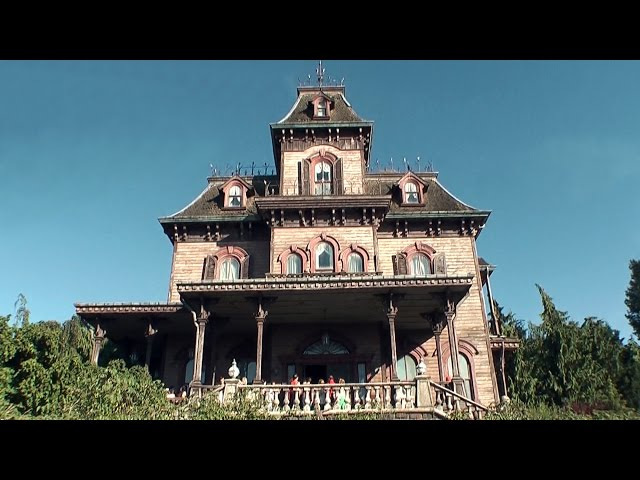 MouseSteps Weekly #119 Phantom Manor at Disneyland Paris Ride & History w/Special Guest Martin Smith