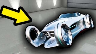 HIDDEN FREE VEHICLE FOUND IN GTA 5!  - *FREE* Secret Rare Vehicle Location!   (GTA 5 Rare Cars)