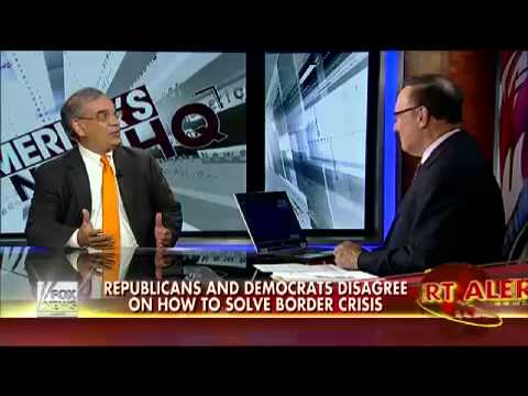 Democrats And Republicans Clash Over Border Crisis Solution