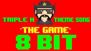 The Game (8 Bit Remix Cover Version) [Tribute to Motörhead & Triple H] - 8 Bit Universe