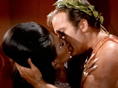 Historic Kiss - The True Story: Star Trek