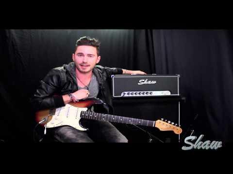 Shaw Audio High Gain British Build Amp Derek Williams