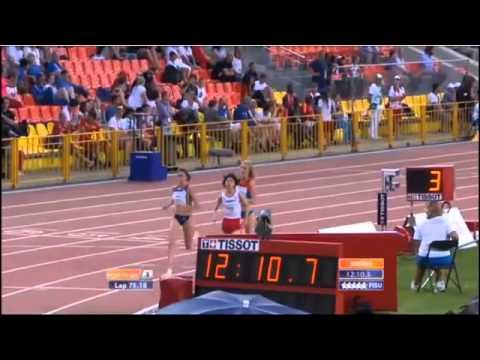 Final 5000 Metros Women's - Kazan - Russia 2013