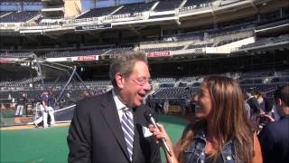John Sterling on his Unique HR Calls & The Greatness of Jeter &  Rivera