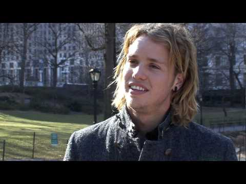 Ellesmere Island Expedition 2008 - Sam Branson Pre-Interview