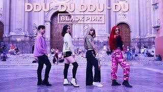 [KPOP IN PUBLIC CHALLENGE SPAIN] '뚜두뚜두 (DDU-DU DDU-DU)' BLACKPINK Dance Cover by WhitePink