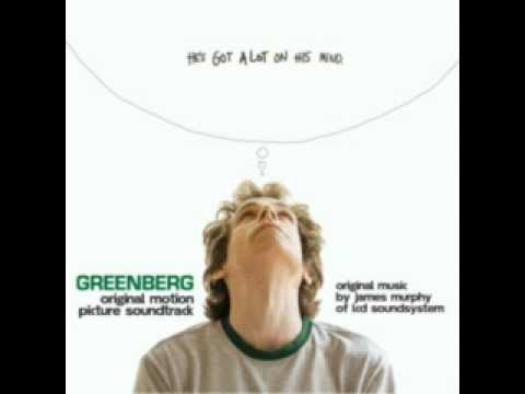 James Murphy - Please Don't Follow Me - Greenberg OST