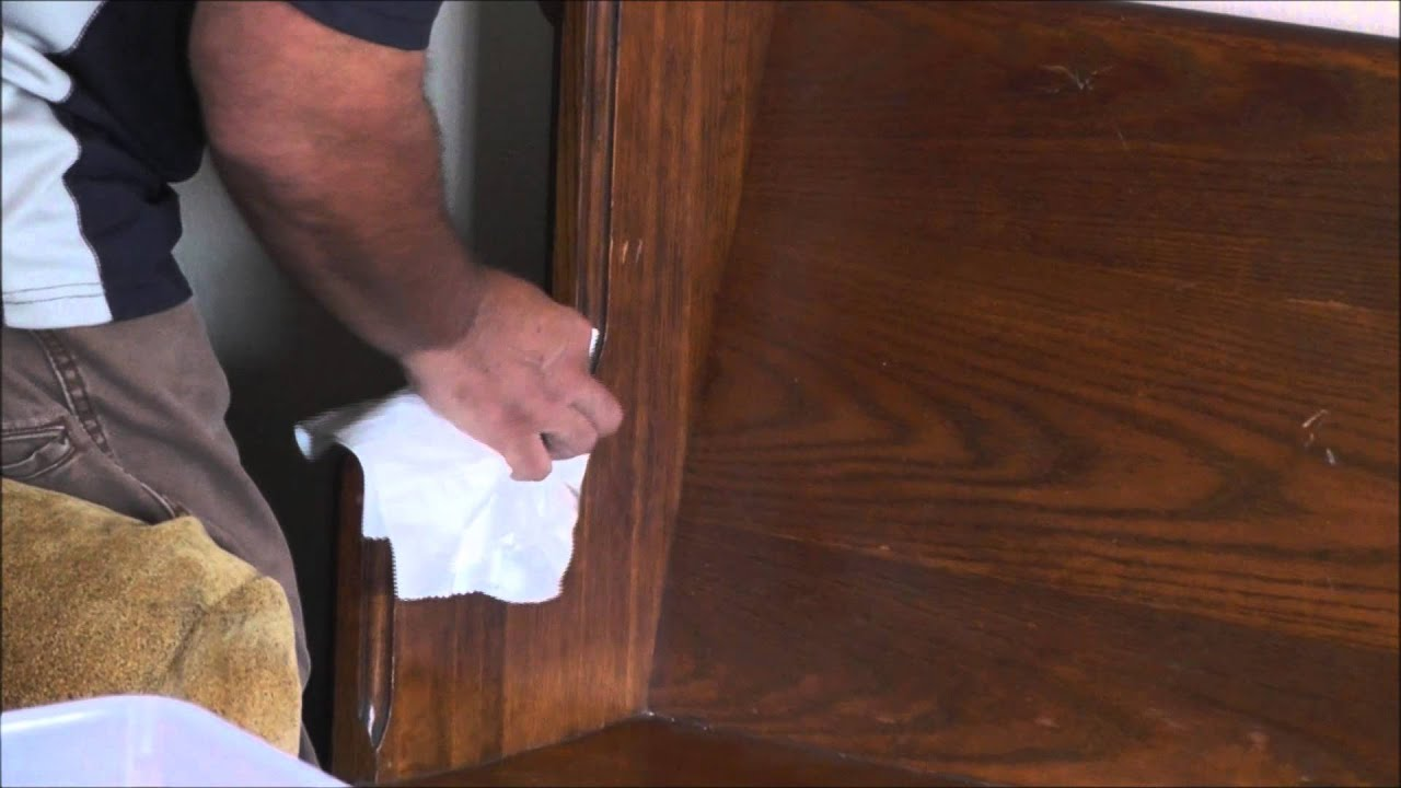How To Clean Wood Furniture Clean Green Chemical Free Cleaning Youtube