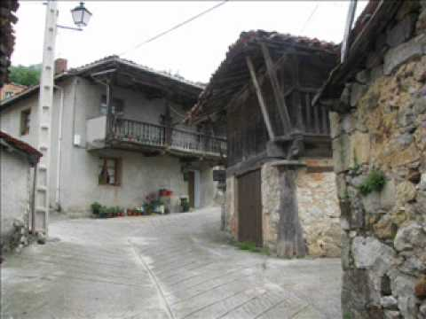Travel Spain - Asturias: Asiegu, a Real Asturian Mountain Village