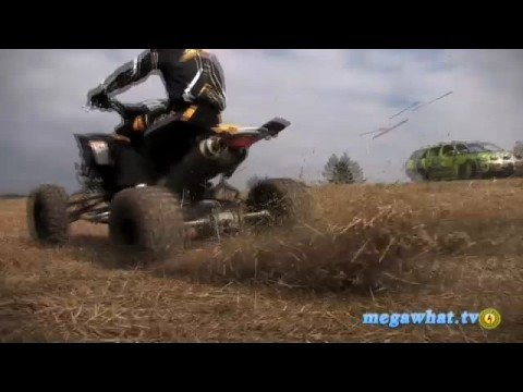 Can-Am All Terrain Vehicles: First Look Review Video