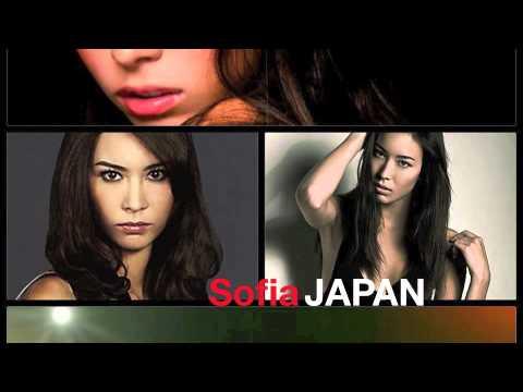 Asia's Next Top Model Season 1 Top 14 FINALISTS