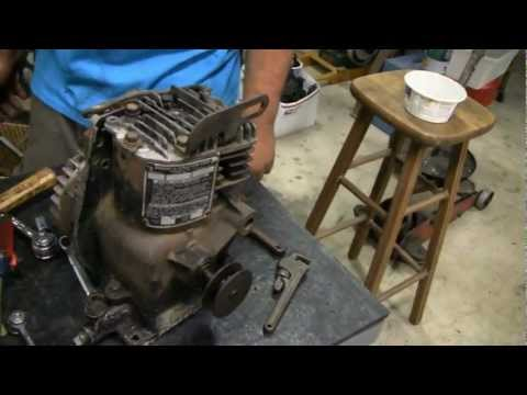 HOMEMADE TWIN BRIGGS ENGINE PROJECT (part 1)