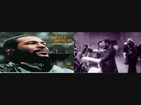 Marvin Gaye - What&#039;s Going On (Lyrics)