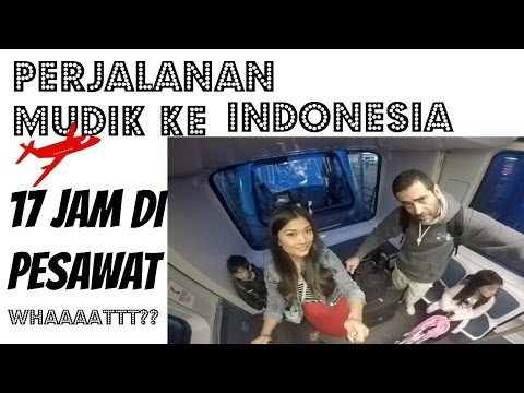 OUR FAMILY TRIP TO INDONESIA || MUDIK || PULANG KAMPUANG