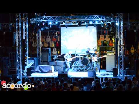 Eric Johnson live - Essemusic Store 16.07.2012