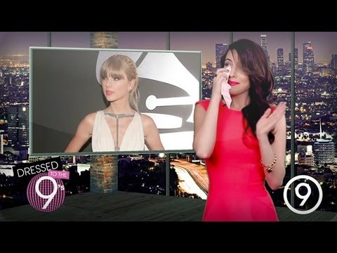 On this episode of Nine West's show Dressed To The Nines our host, YouTube beauty blogger, Rachel Talbott shows us the hottest red carpet trends! At the Grammy Awards Musician's Adele and...