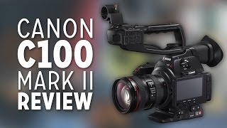 Canon C100 Mark II REVIEW! (After Using It for a Year)