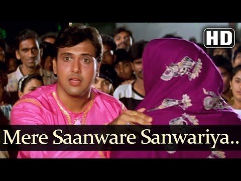 Mere Saanware Sanwariya - Govinda - Ayesha Julka - Ekka Raja...