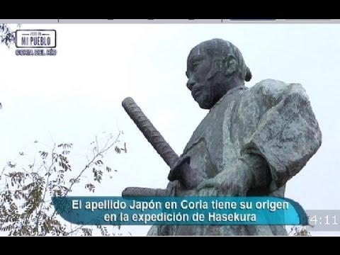 Los japoneses en Coria del Río (Sevilla)