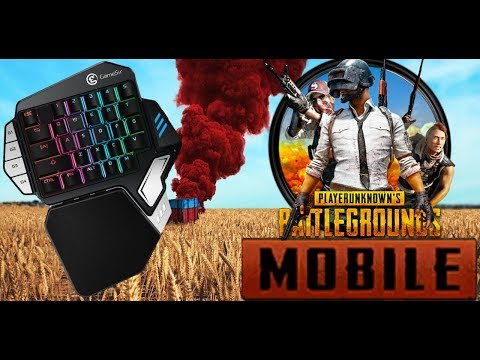 PUBG Mobile || Unboxing and Review of GameSir Z1 Gaming Keypad for PUBG Mobile || #GamesirZ1
