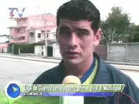 Liga de Cuenca tendrá como primer rival al Municipal
