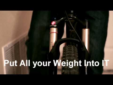 How to set up A rockshox Reba