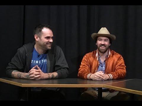 'Time Trap' Directors Live In The TSTV Studio