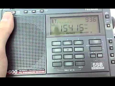 15415 kHz Radio Australia