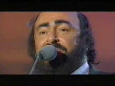 Mariah Carey & Luciano Pavarotti - Hero (live  Pavarotti & Friends 1999) video
