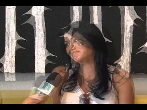 Entrevista Exclusiva De Norkys Batista Primera Television En Dominicana