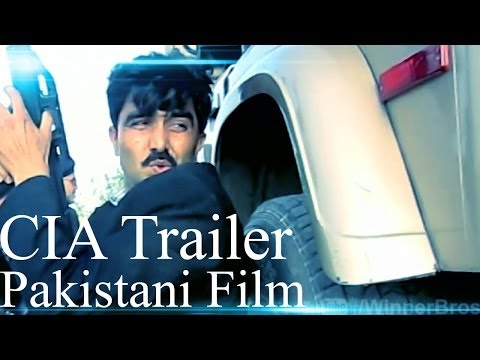 CIA Movie 2014 Trailer|Pakistani|Lollywood|Action Film