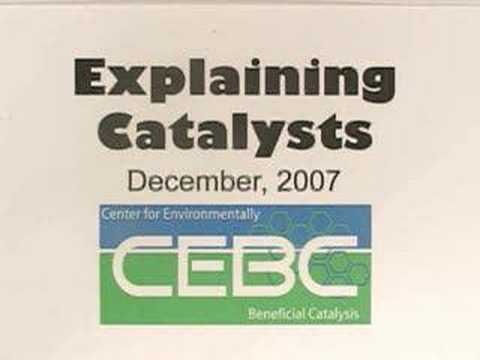 Explaining Catalysts by CEBC