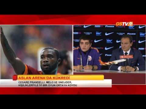 FUTBOL | Galatasaray - Sivasspor Maç Sonu: Cesare Prandelli Basın Toplantısı