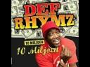 Def Rhymz- 10 miljoen