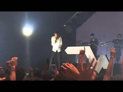 Stromae - Formidable - Live Roma 2014 [HD]