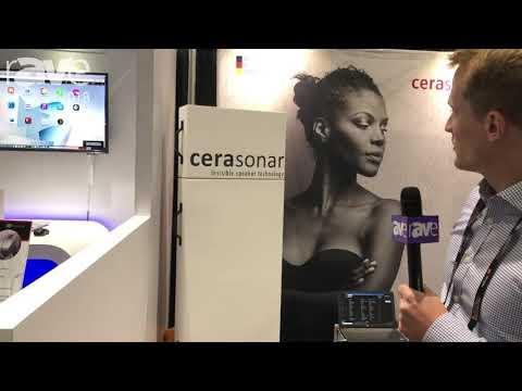 CEDIA 2018: Ceratec Audio Design Discusses Invisible Speaker Technology