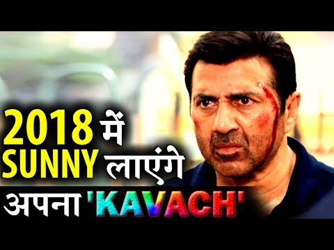 GOOD NEWS! Sunny Deol Signs A Film Named KAVACH! thumbnail