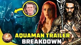 Aquaman Official Trailer Breakdown in Hindi | Marvel Thought