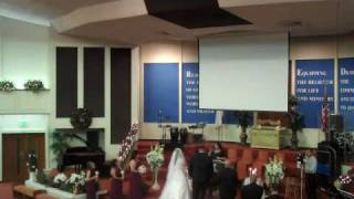 "Cece Winans "" I Promise"" Christian Gospel Wedding Song, Giovanna Ferretti Singing"