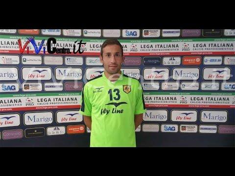Per la consueta conferenza stampa settimanale, si è presentato per rispondere alle nostre domande presso il comunale di Casola, il centrocampista della Juve Stabia Francesco Favasuli. Ecco...