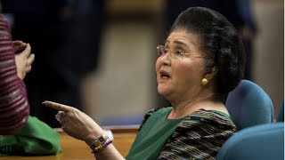 Philippines corruption: Former first lady found guilty of embezzling billions