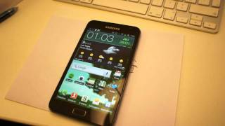 Test : Samsung Galaxy Note