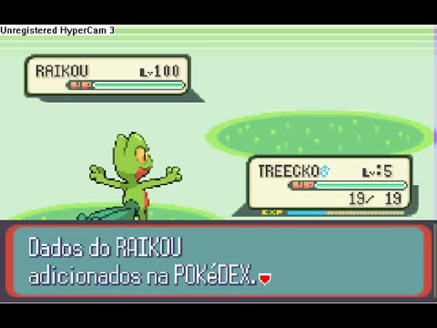 Pokemon ruby codigos