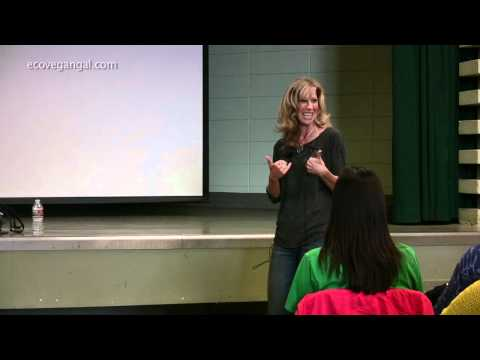Colleen Patrick-Goudreau Speaks At 2011 San Francisco Veg Fest: Part 1/3 – Vegan Nutrition